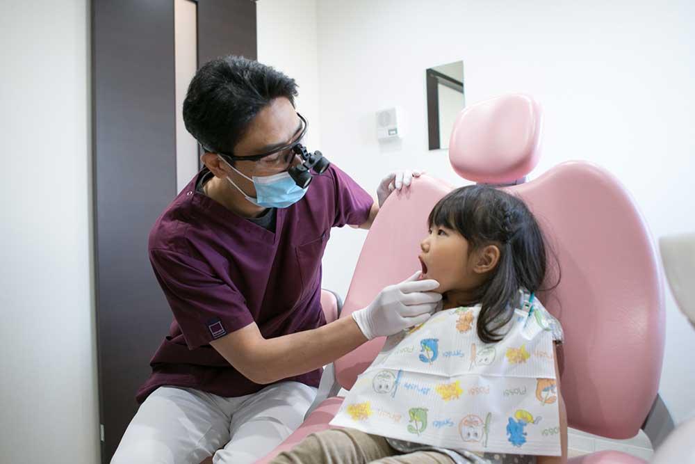 顎骨の位置のズレ